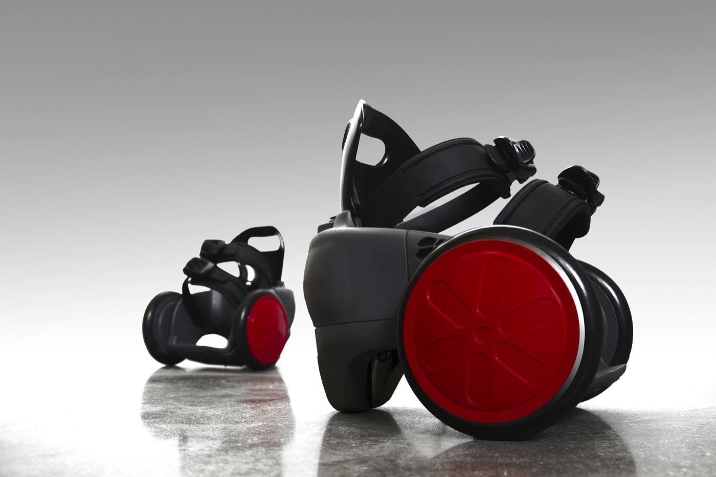 spnKiX, ruedas para tus zapatillas