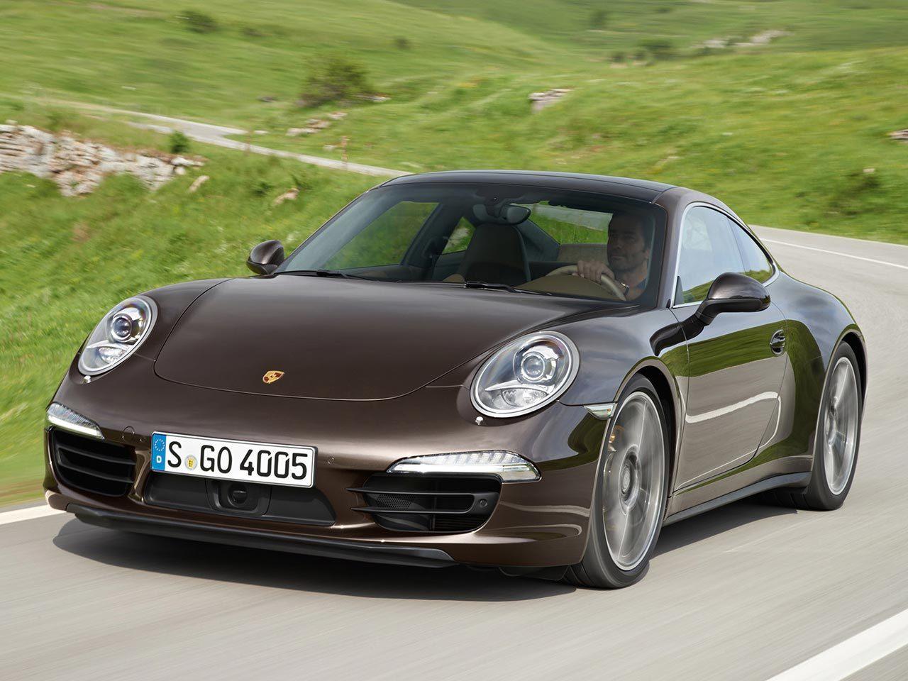 Foto de Porsche 911 Carrera 4 y Carrera 4S (1/5)