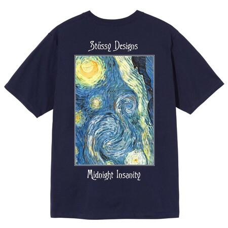 Camisetas Oversize De Stussy