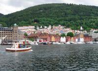 ¿Por qué Bryggen es uno de los Patrimonios de la Humanidad en Noruega?