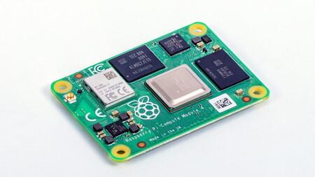 La Raspberry Pi Compute Module 4 es una RPi 4 de 25 dólares pensada para aplicaciones industriales