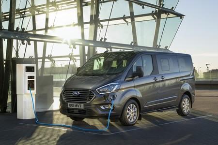 Ford Tourneo Custom Phev 2019 1