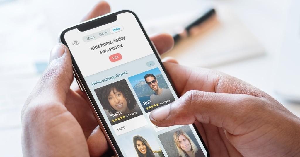Waze expande su servicio de coche compartido a todo Estados Unidos