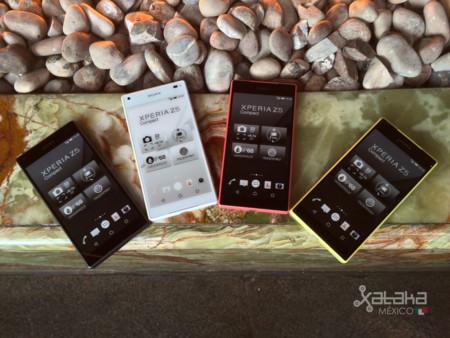 Sony Xperia Z5 Compact Mexico