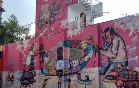 Arte Callejero Graffiti Murales