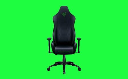 Si buscas silla gaming, ojo a esta de Razer a precio mínimo histórico; puedes hacerte con ella por 223,46 euros en Amazon