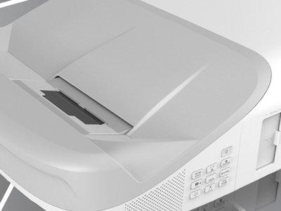 ViewSonic PX800HD, un proyector de tiro corto para uso multimedia ocasional