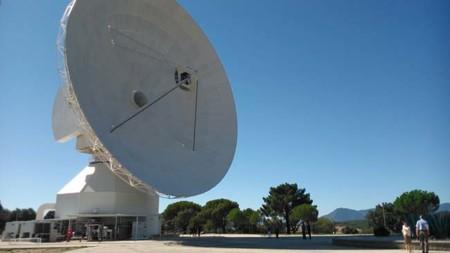 Así se comunica la ESA con sus sondas en el espacio profundo