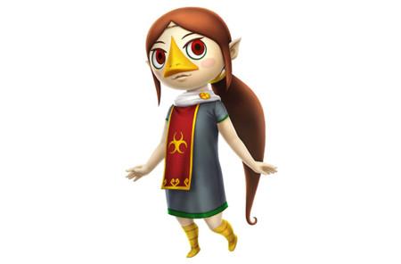 Medli nos demuestra su poder en el nuevo vídeo de Hyrule Warriors para Wii U