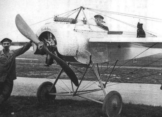 Fokker E