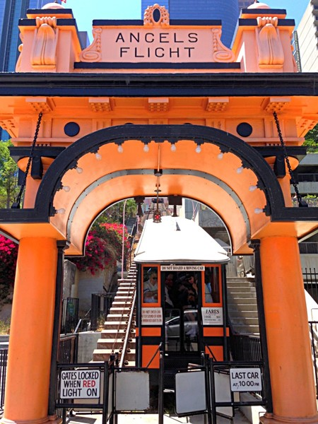 Mack Angels Flight