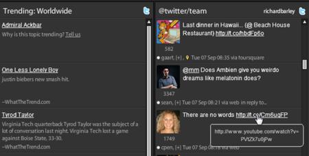 TweetDeck se actualiza, añade Trending Topics y sincronización de cuentas