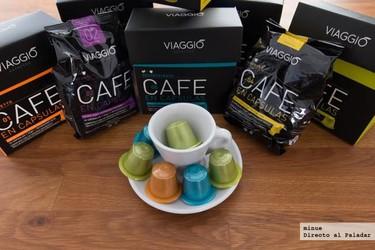 Comparamos las nuevas cápsulas Viaggio Espresso compatibles con Nespresso