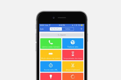 53 de los mejores workflows para que le saques provecho a Workflow en iOS