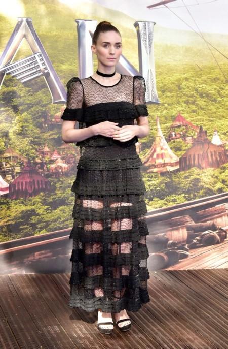 Rooney Mara Peter Pan Londres