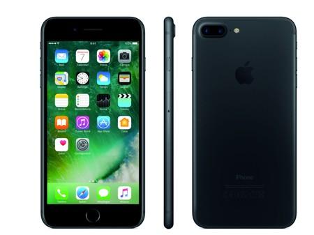Iphone7 Plus Negro Mate