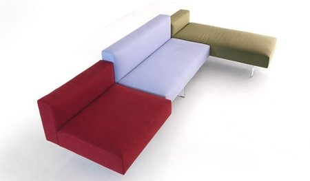 Divani Air, otro sofá modular