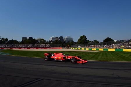 Vettel Melbourne