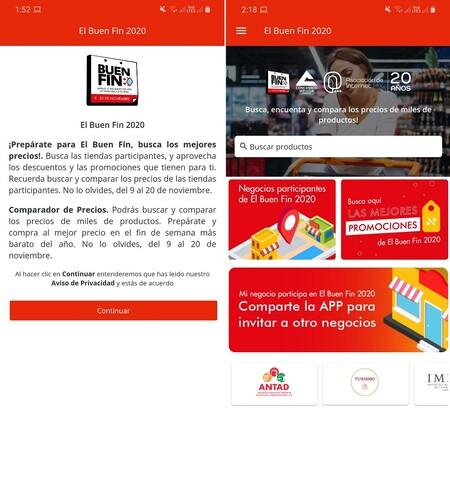 App Oficial Buen Fin 2020 Mexico