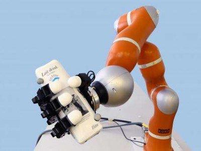 Ultra-fast: el brazo robótico que atrapa objetos