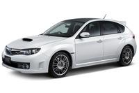 Subaru Impreza WRX STI A-Line, con techo de carbono y cambio automático
