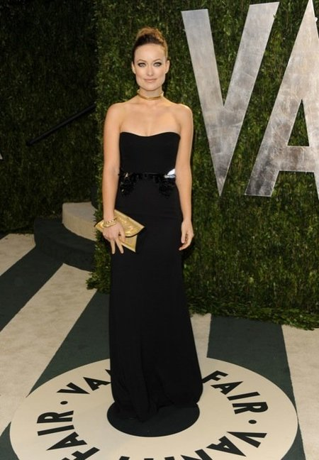 Olivia Wilde Vanity Fair Party