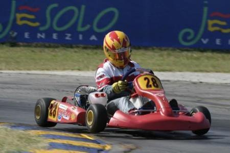 Jaime Alguersuari disputará el Mundial de Karting