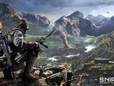 Sniper Ghost Warrior 3 sale a la venta cargado de errores; en PS4 hay que esperar 5 minutos para cargar la partida