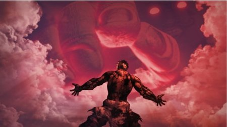 'Asura's Wrath'. Lista de logros. ¿It's over nine thousand?