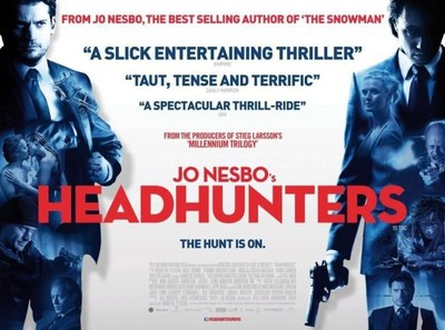 'Headhunters', cine europeo emulando a Hollywood