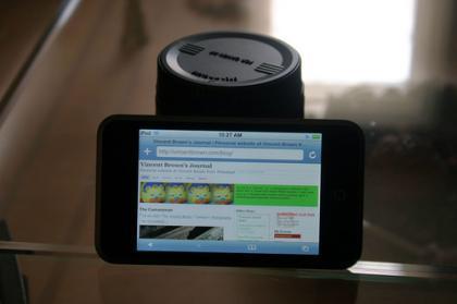 The Cloud ofrece HotSpots para el iPod Touch... en el Reino Unido