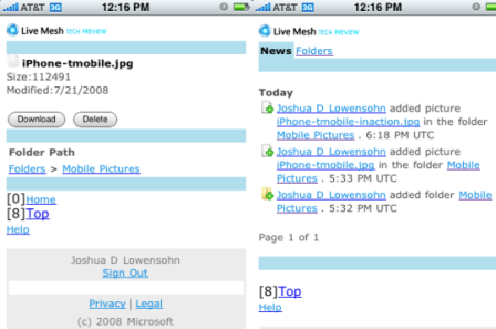 Live Desktop desde moviles