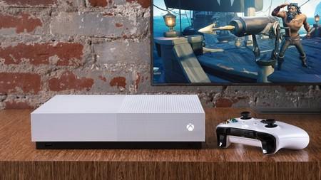 Poca innovación esconde la Xbox One S All-Digital Edition: en su interior es calcada a la Xbox One S