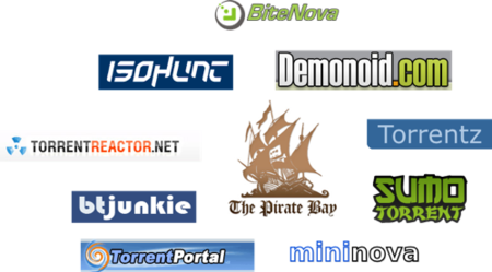 10 alternativas a Pirate Bay