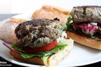 Receta de hamburguesa de gorgonzola