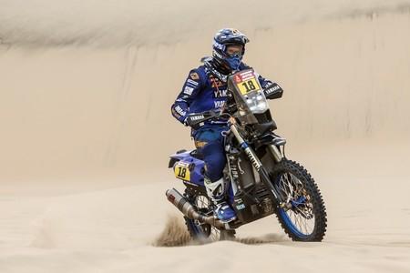 Xavier De Soultrail Dakar 2019