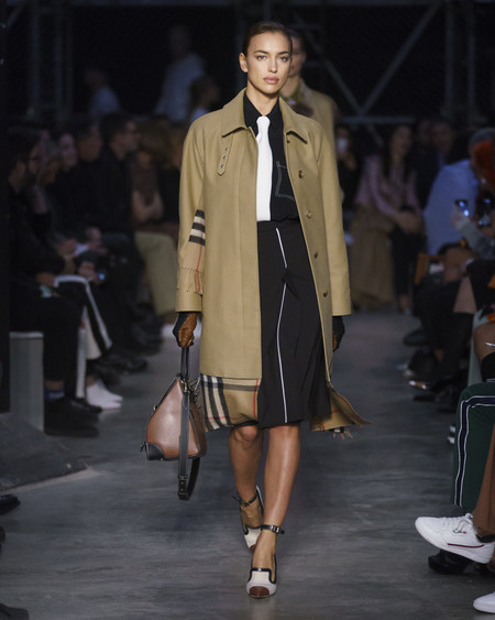 Burberry Autumn Winter 2019 Collection Look 93