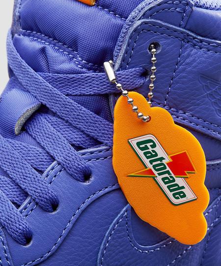 Nike Le Suma Color A Su Nueva Coleccion De Modelos Air Force Inspirados En Las Bebidas Gatorade