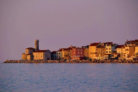 Eslovenia: el precioso pueblo costero de Piran