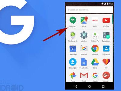 Cómo desactivar las sugerencias de aplicaciones de Google Now Launcher