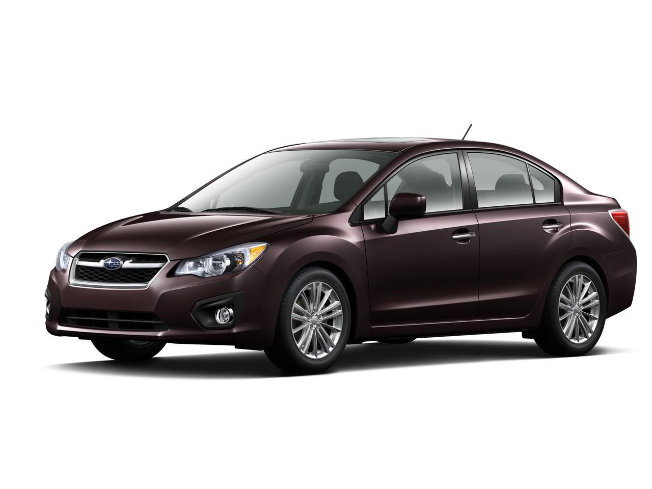 Foto de 2012 Subaru Impreza (1/20)