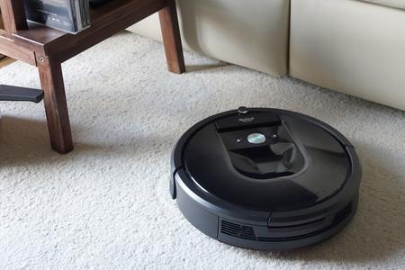 Roomba 980, la gama alta de iRobot, muy rebajado en los PcDays de PcComponentes: 549 euros
