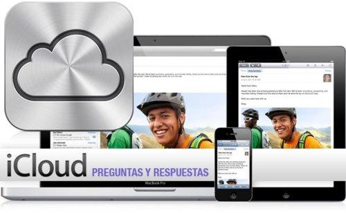 iCloud,preguntasyrespuestassobreelnuevoserviciodeAppleenlanube