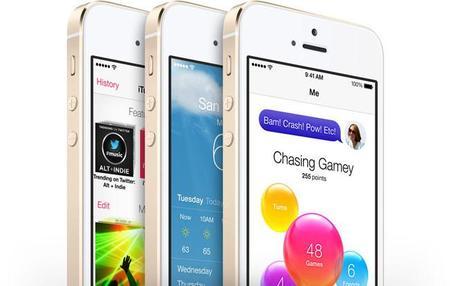 iPhone 5S ya está aquí