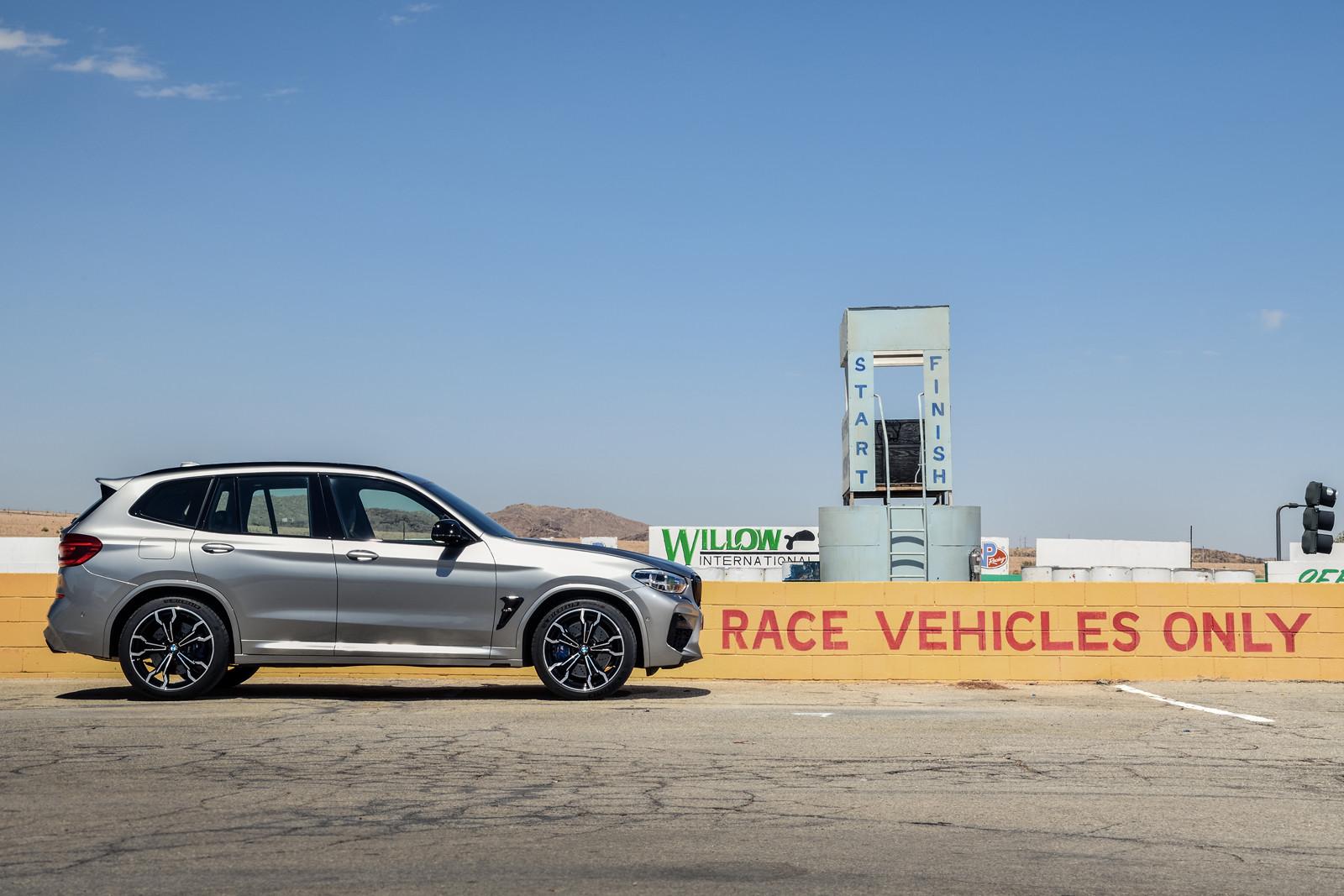 Foto de BMW X3 M 2020 (Presentación) (66/80)