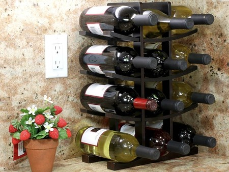 A Wine Rack