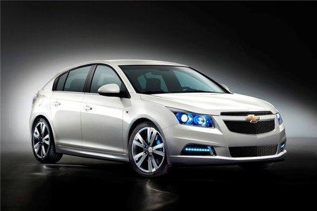 Chevrolet Cruze 5 puertas, ¡a Ginebra!