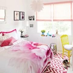Foto 5 de 5 de la galería puertas-abiertas-dormitorio-adolescente-en-rosa en Decoesfera