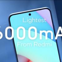 El Redmi 10 Prime incorporará una batería de alta capacidad con la que completar un día de uso será muy sencillo