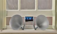 Gramohorn II, diseño y extravagancia para los los altavoces diseñados por HTC
